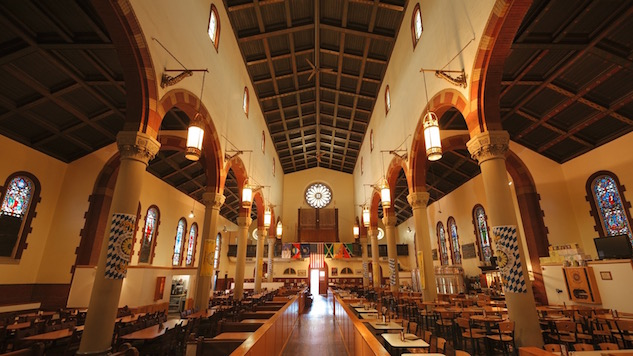 Praise the Lord: 9 Breweries in Renovated Churches