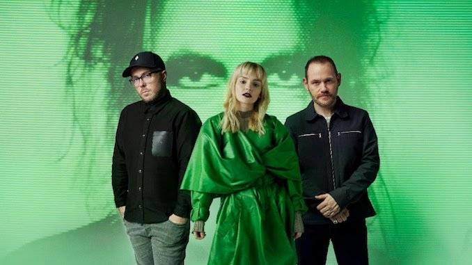 CHVRCHES Announce <I>Screen Violence</I>, Share New Single and Tour Dates