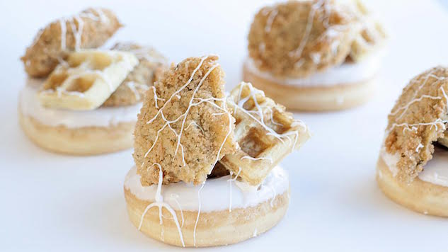 7 Spots to Score Vegan Donuts