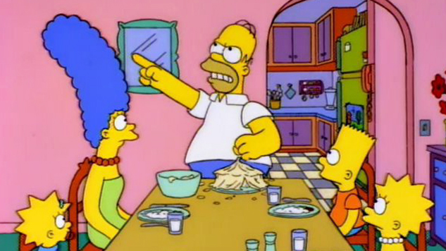 Cooking <i>The Simpsons</i>: Circus Tent Mashed Potatoes