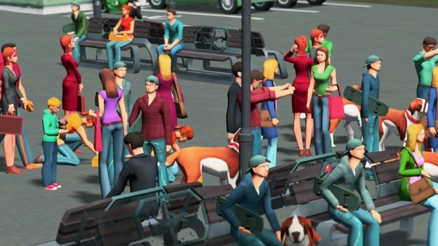 <i>Cities: Skylines</i> Is a Gentrifier's Dream