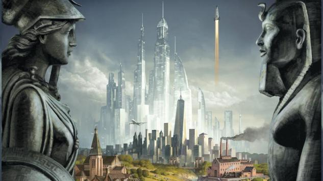 The <i>Civilization: A New Dawn</i> Board Game Might Be <i>Too</i> Streamlined