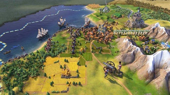 <i>Civilization VI</i> Builds on the Core Values of <i>Civilization V</i>