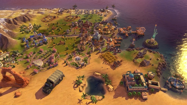 Civilization VI: Rise and Fall Guide—Historic Moments and How to