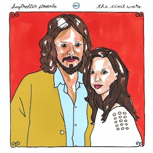 Daytrotter Offers Free Civil Wars, Lumineers LP With Membership