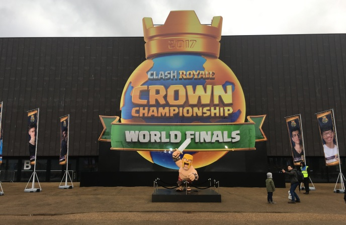 Making a Mobile Esport: The Clash Royale Crown Championship