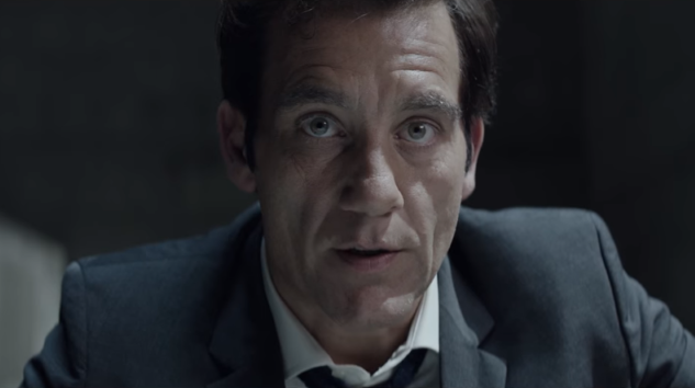 Clive Owen's Eyeballs Have Been Hacked in the Trailer For Netflix's <i>Anon</i>