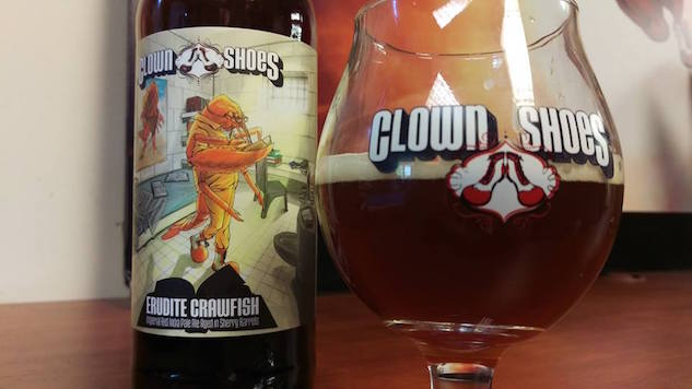 Clown Shoes Talks Contract Brewing
