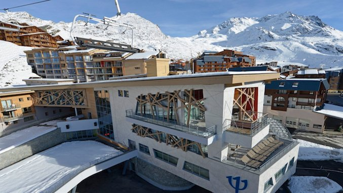 Hotel Intel: Club Med Val Thorens, France