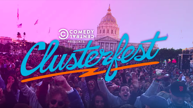 Clusterfest Single-Day Tickets on Sale Now