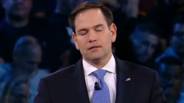 The Best Tweets About Marco Rubio Getting Owned at CNN's Gun Debate Town Hall