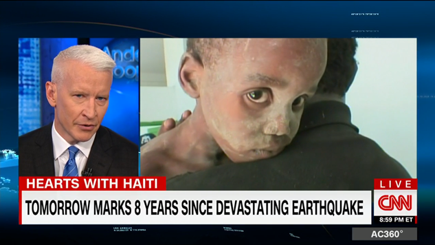 Watch CNN's Powerful Defense of Haiti Against Trump's Racist Remarks