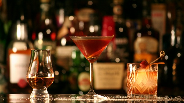 50 States and 51 Cocktails