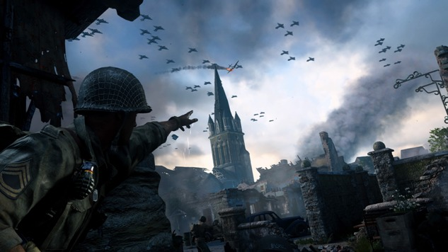 <i>Call of Duty: WWII</i> Is a Disjointed Celebration of Combat