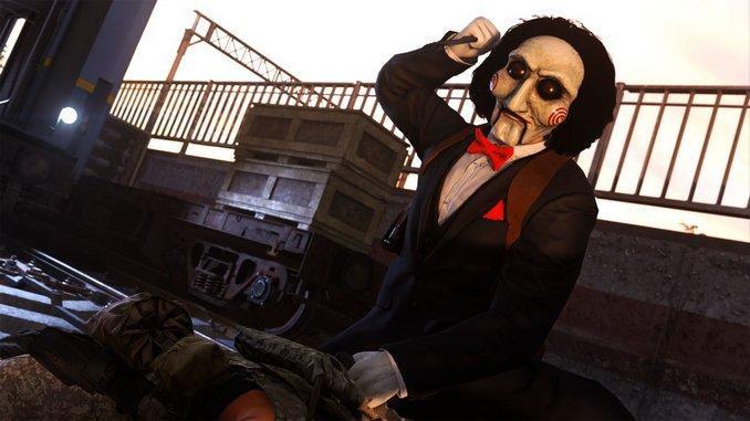 <I>The Texas Chainsaw Massacre</I> and <I>Saw</I> Come to <I>Call of Duty: Modern Warfare</I> and <I>Warzone</I> for Halloween Event