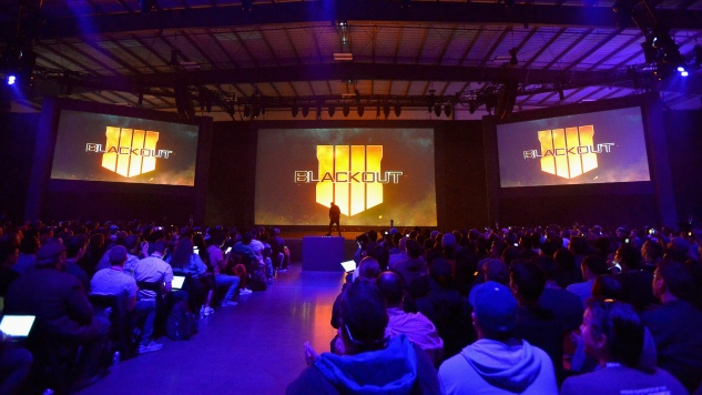 Boots on the Ground: <i>Paste</i> Goes to the <i>Black Ops IIII</i> Press Event