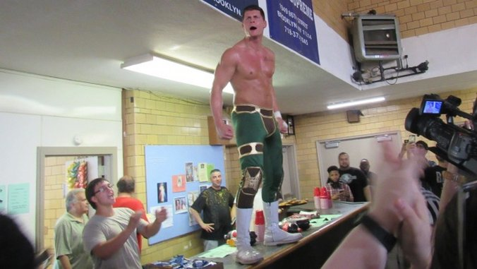 Cody Rhodes is Ready to Wrestle Kurt Angle