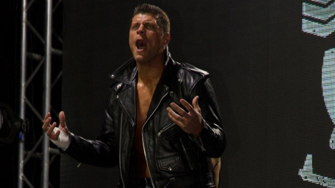 Cody Rhodes Dresses For the Job He Wants: World Champion