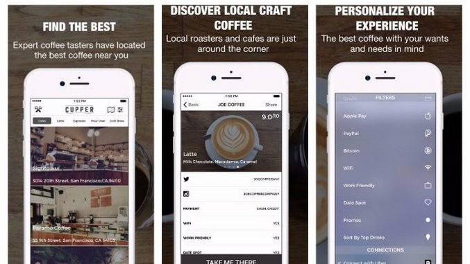 10 Perfect iOS Apps for Coffee Lovers