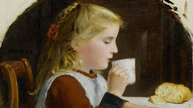15 Paintings of Coffee Lovers for National Coffee Day