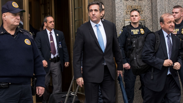 Michael Cohen Points to Trump's Personal Involvement In Russian Collusion