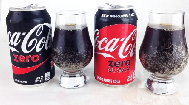 Coke Zero vs. Coke Zero Sugar: An Official <i>Paste</i> Taste Test