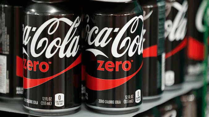 Beating the Real Thing: Coke Zero and I Are Very Happy Together