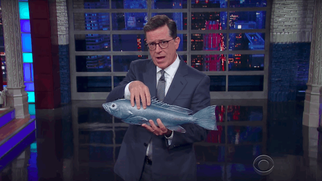 Late Night Hosts Take on Anthony Scaramucci's Ridiculous Phone Call