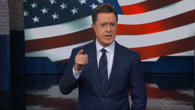 Stephen Colbert Comments on Michelle Wolf's White House Correspondents' Dinner