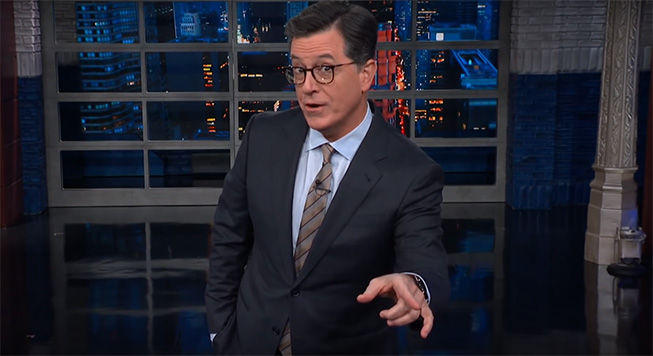 Here's Late-Night's Take on the Latest Russia Investigation Update
