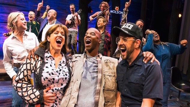 <i>Come From Away</i> Creators on Developing Broadway's Newest Musical
