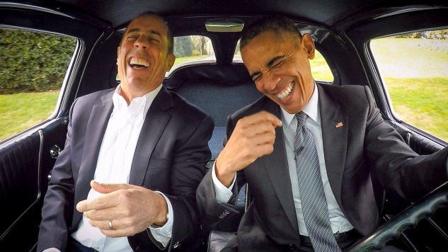 Ranking Every <i>Comedians in Cars Getting Coffee</i> Episode
