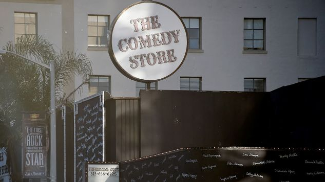 Mitzi Shore, The Owner Of The Comedy Store, Has Died At 87