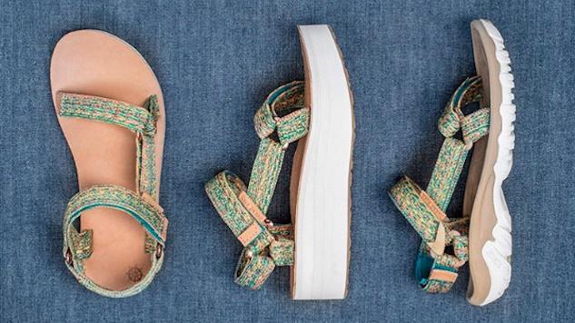 Stay Comfy and Cute in These Summer Sandals