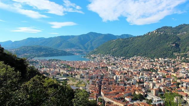 Checklist: Lake Como, Italy