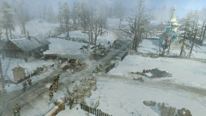Company Of Heroes 2 Review Pc Paste