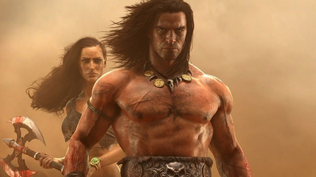 <i>Conan Exiles</i> Is Live Streaming Today, and Dark Horse is Releasing a Digital Comic in 2017