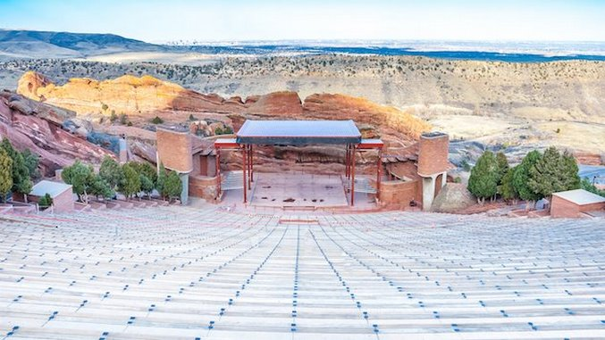 The 5 Coolest Outdoor Concert Venues in America