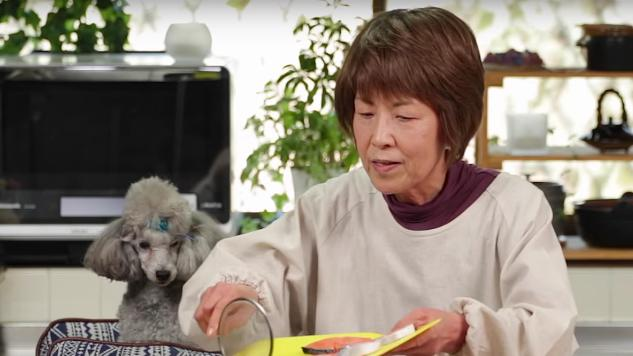 <i>Cooking with Dog</i>: Japanese Cooking without Anxiety