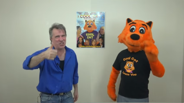 Prepare to be Horrified by the Tasteless Idiocy of <i>Cool Cat Stops a School Shooting</i>