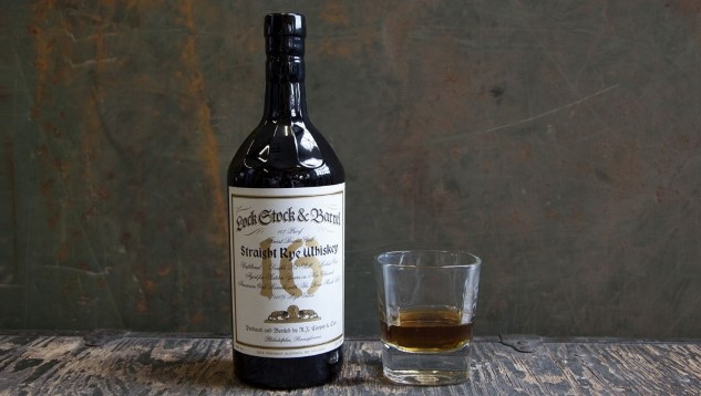 Two Ryes from Cooper Spirits: Hochstadter's Vatted Rye and Lock, Stock & Barrel 16 Year