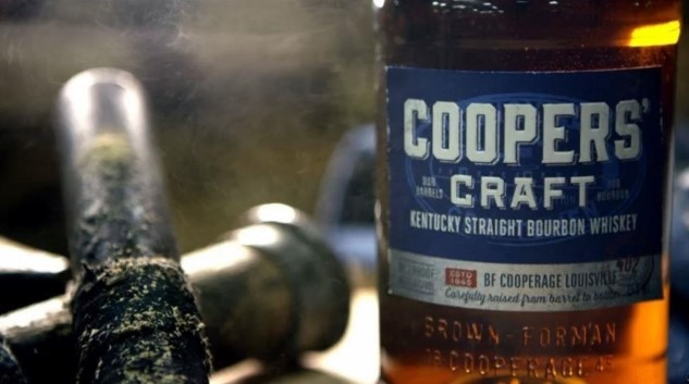 Coopers 39 craft bourbon review drink reviews for Coopers craft bourbon review