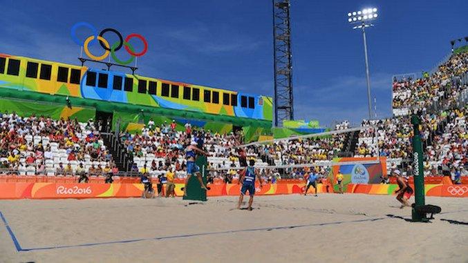 Rio 2016 So Far: Beach Volleyball