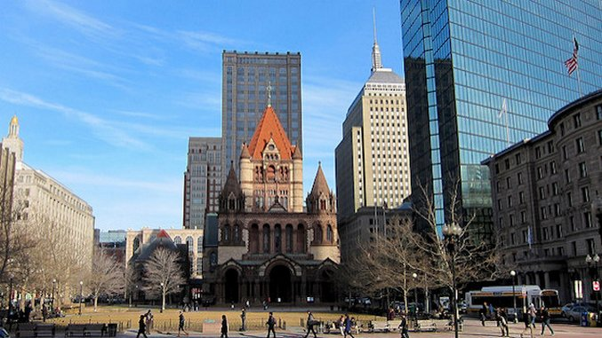 World Running Guide: Boston, Massachusetts