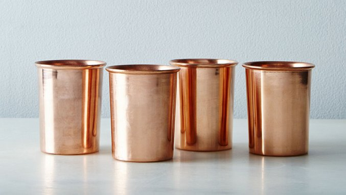 Copper Home Accessories You Need ASAP