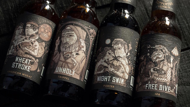 Labels We Love: Coppertail Brewing Co.