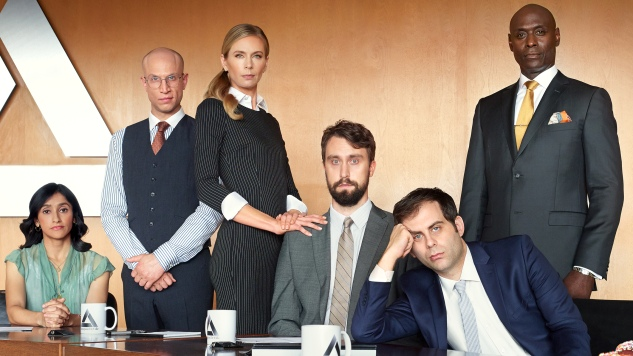 The Creators of <i>Corporate</i> Craft an Office Comedy for Our Nightmare Present