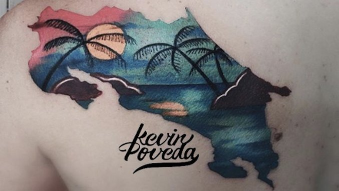 d695784c3 8 Artists Who Prove You Should Travel to Costa Rica for Your Next Tattoo
