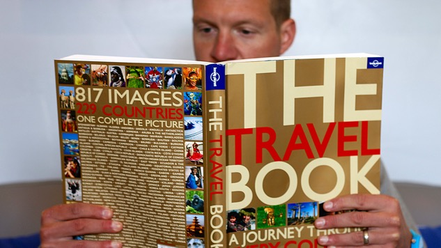 Off The Grid: Do Guidebooks Still Travel Well?