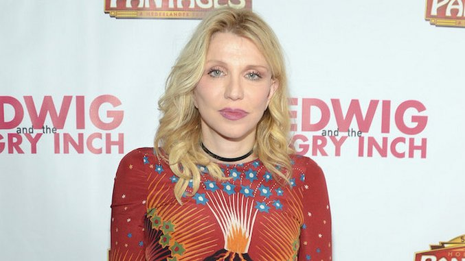 "Courtney Love Fired Her Memoir Ghostwriter for Being ""Too Tell-All"""